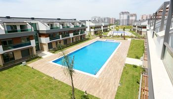 Apartments in Antalya for sale