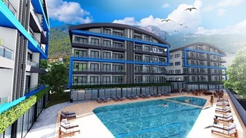 Property in Alanya for sale