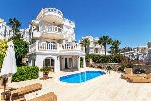 Villas for sale in Alanya
