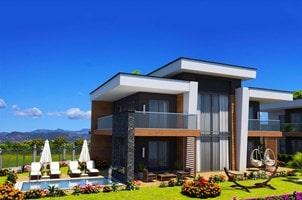 Villas in Alanya for sale